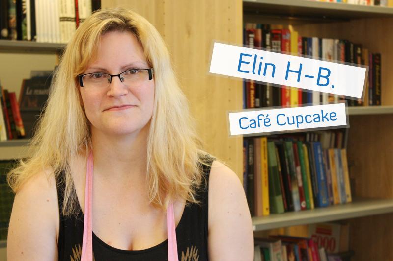 Elin H-B. Café Cupcake