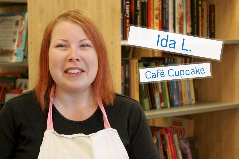 Ida L. Café Cupcake
