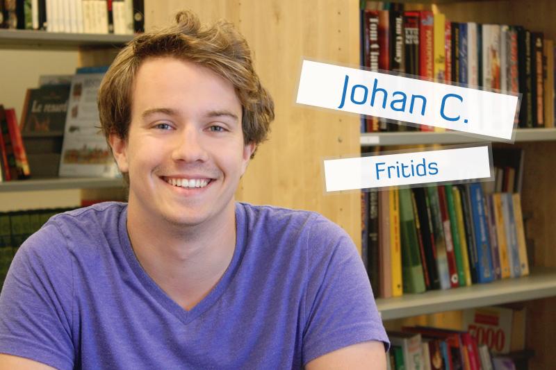 Johan C. Fritids