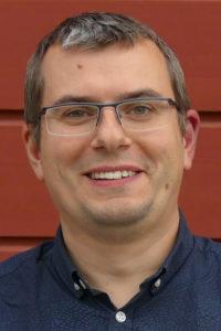 Martin W-P, Administration / IT-ansvarig