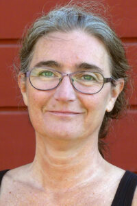 Margareta J. Fritidsklubben