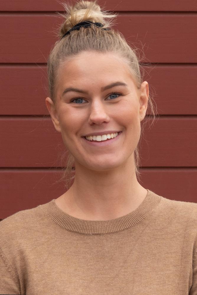 Lina S. Förskollärare