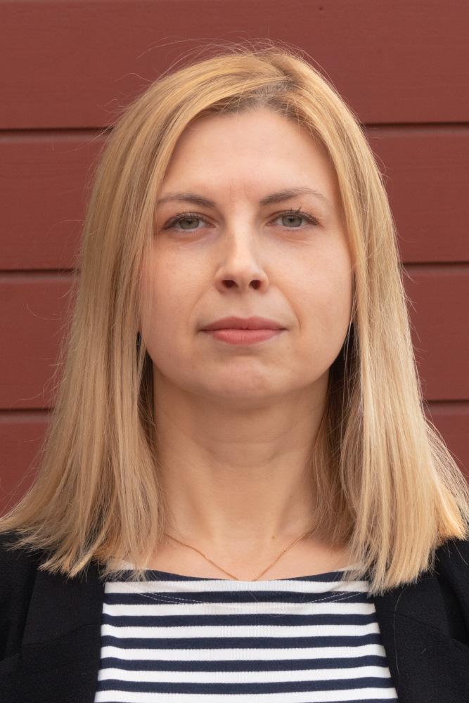 Irina M. Förskollärare, heltid
