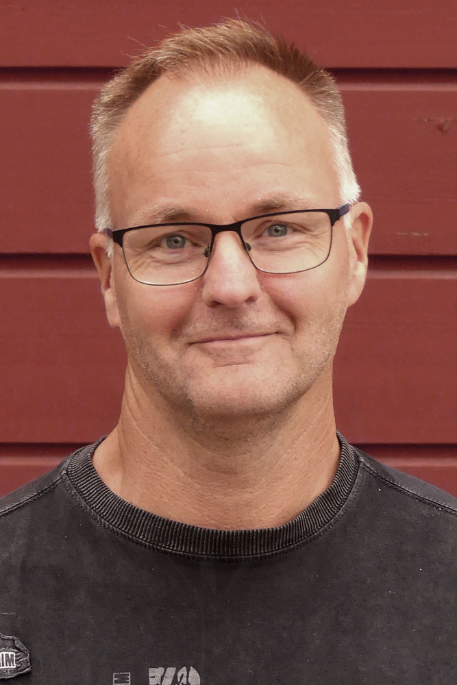 Stefan L. Mentor år 9